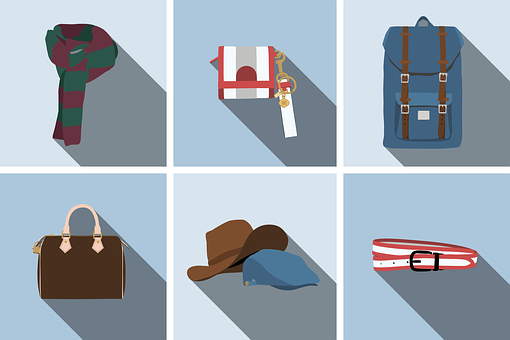 Accessories, Icons, Fashion, Scarf, Bag, Purse