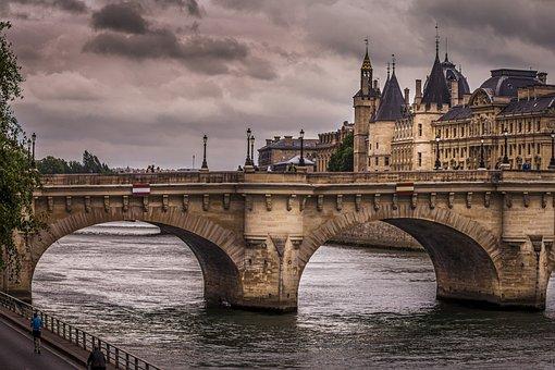 Bridge, River, Heritage, Old Bridge, Arch Bridge