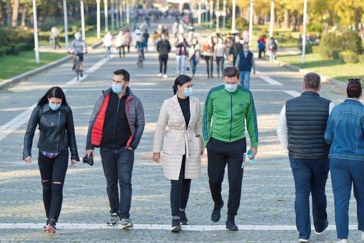 People, Women, Men's, Masks, All The Rage, The Walking