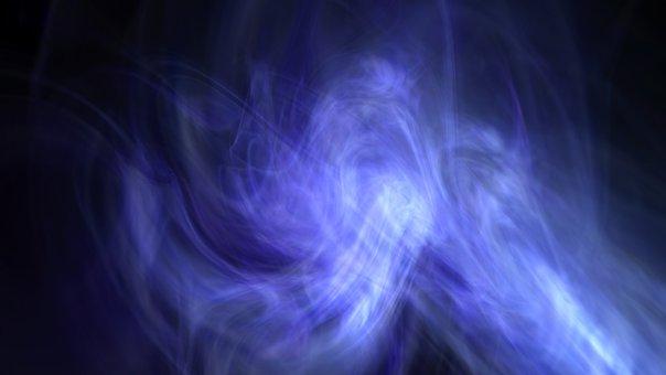 Smoke, Abstract, Plasma, Fractal, Graphic, Design, Art