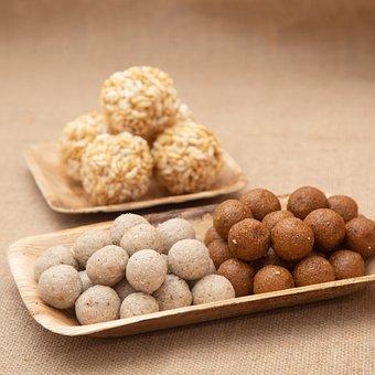 Naru, Narkel Naru, Balls, Dessert, Dessert Balls