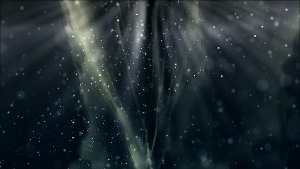 Abstract, Light, Background, Wallpaper, Bokeh, Blur