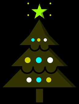Tree, Christmas, Decoration, Winter