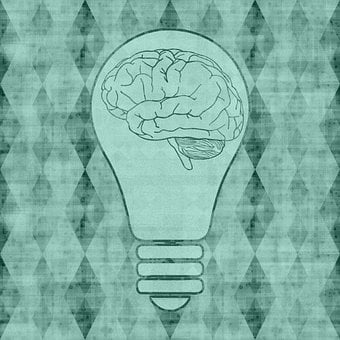 Light Bulb, Brain, Mind, Bulb, Mindset, Mental