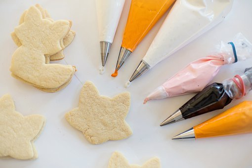 Cookie Decorating, Royal Icing, Piping Tips