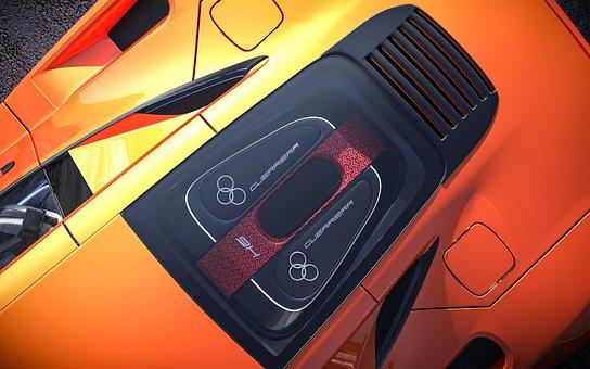 Car, Luxury Car, Sports Car, Auto, Automobile, Vehicle