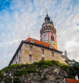 Castle, Tower, Building, Landmark, City, Tourism