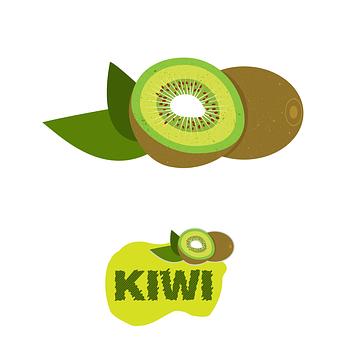 Kiwi, Fruit, Food, Sliced Fruit, Tropical, Diet