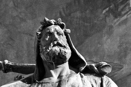 Wilhelm Tell, Statue, Monument, Memorial, Sculpture