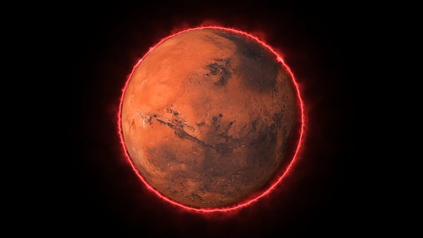 Mars, Planet, Red Planet, Space, Hot, Heat, Strange