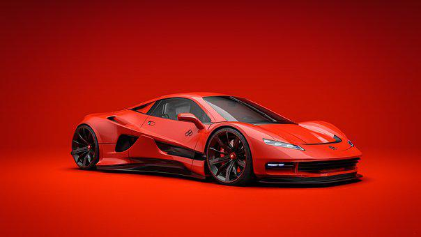 Car, Vehicle, Luxury, Sports, Auto, Automobile