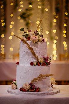 Wedding, Cake, Dessert, Celebration, Birthday