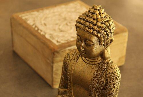 Buddha, Zen, Statue, Sculpture, Figurine, Serenity