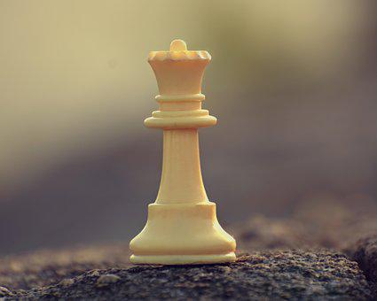 Chess, Queen, Strategy, Checkmate