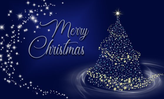 Merry Christmas, Greeting, Card, Christmas Card
