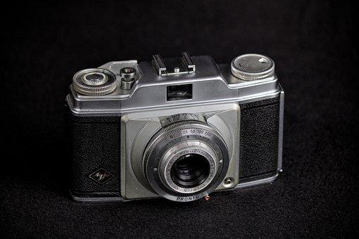 Camera, Photography, Vintage, Retro, Old, Agfa Camera