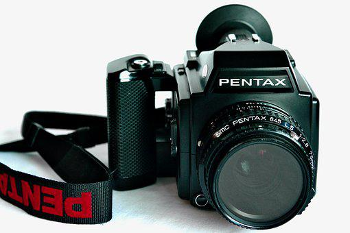 Camera, Photography, Vintage, Old, Lens