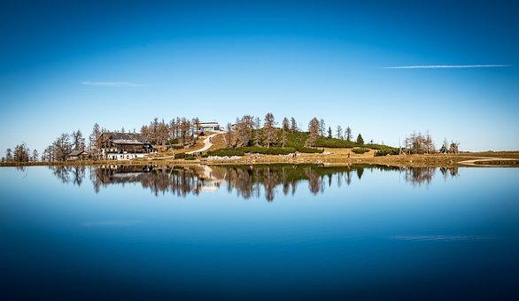 Lake, Reflection, Scenery, Lakeside, Water