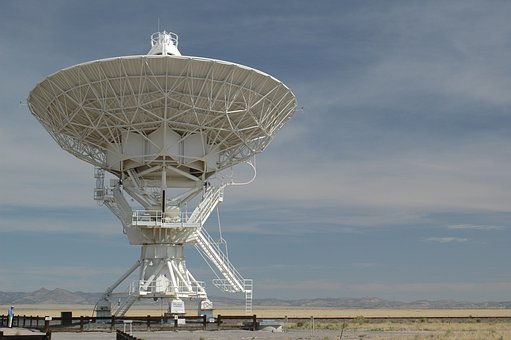 Radio Telescope, Technoloygy, Communication, Vla