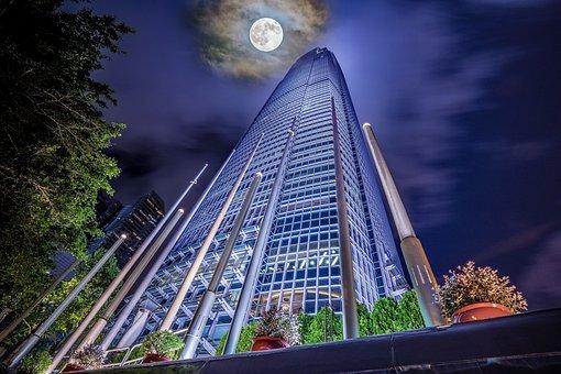 Building, Architecture, Facade, Exterior, Skyscraper