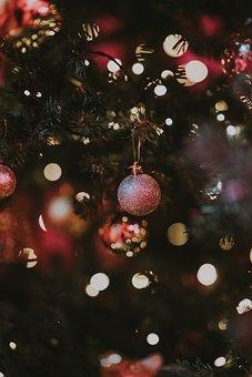 Christmas, Ornaments, Christmas Tree, Christmas Ball