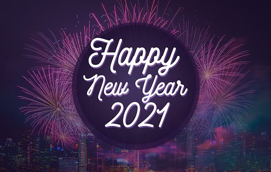 Background, Banner, Wish, View, New Year's Greetings