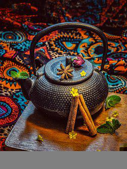 Tea, Still Life, Tea Pot, Composition, Tea Ceremony