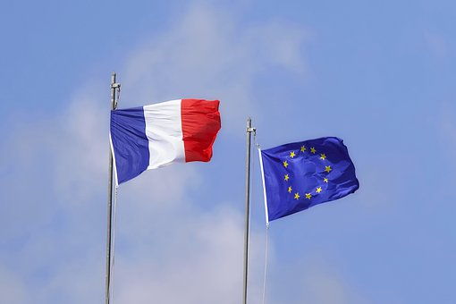 Flags, France, Europe, State, Country, Nation, French