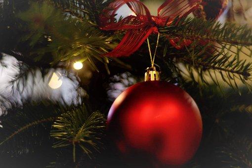 Christmas, Bauble, Ornament, Decoration, Christmas Tree
