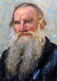 Man, Writer, Literature, Lev Tolstoy, Famous, Character
