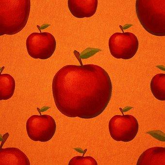 Apples, Red Apples, Fruits, Ripe, Rosh Hashanah