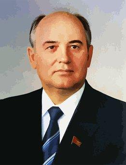 Man, Mikhail Gorbachev, Communism, Ussr, Socialism