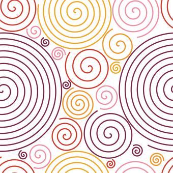 Spiral, Swirls, Twirls, Circles, Hypnotic, Curves