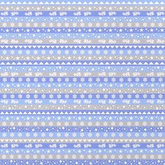 Paper, Winter, Blue, Kilim, Pattern, Background