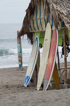 Surfer, Board, Surfboard, Surf, Sea, Water, Sport