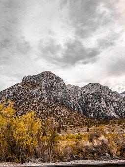 Mountain, Rocks, Landscape, Hiking, Cliff, Rock, Climb