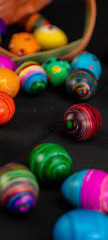 Easter, Spring, Eggs, Decoration, Colorful, Holiday