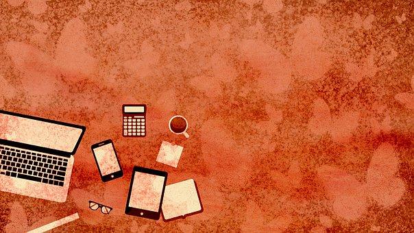 Technology, Gadgets, Laptop, Computer, Ipad, Tablet