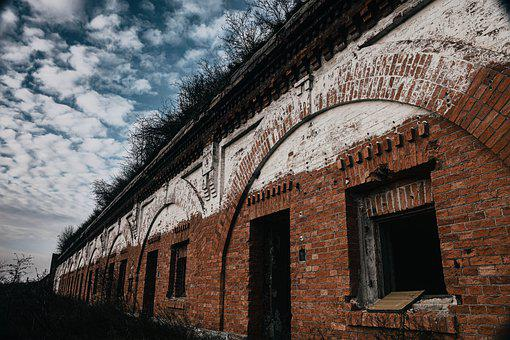 Bunker, Shelter, Militaria, The Military, Pustostan