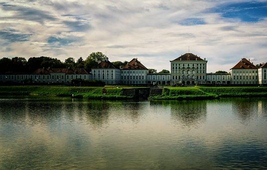 Architecture, Palace, Lake, Water, Landmark