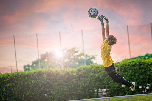 Goalkeeper, Ball, Football, Sport, Ball Game