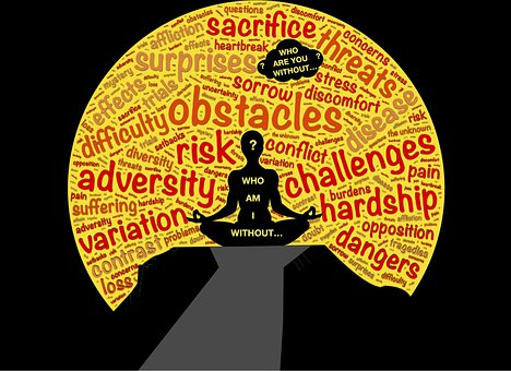 Obstacles, Risk, Adversity, Challenges, Sacrifice