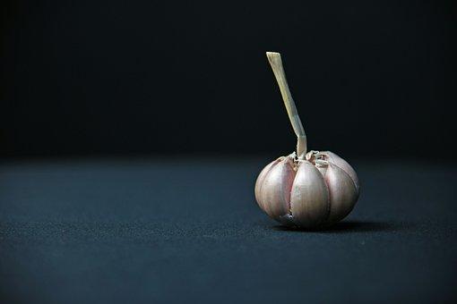 Garlic, Spice, Ingredient, Vegetable, Organic, Flavor