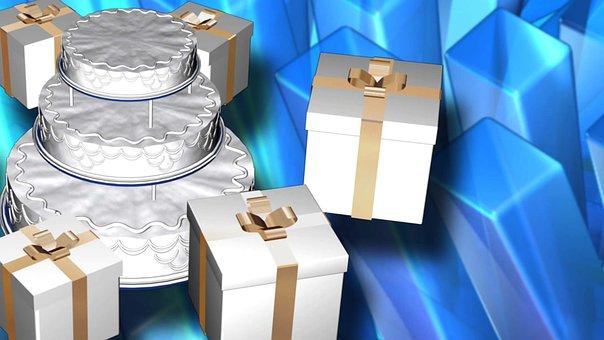 Gifts, Presents, Box, Birthday, Celebration, Present