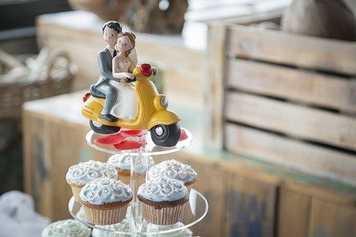 Cupcakes, Cupcake Tower, Wedding, Cupcake Stand