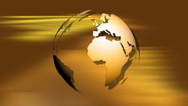 Earth, Globe, World, Planet, International, Science