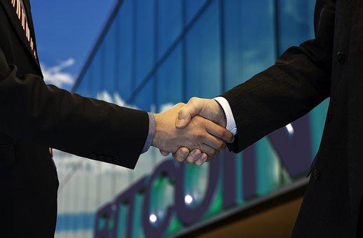 Handshake, Hands, Men, Businessmen, Agreement, Deal