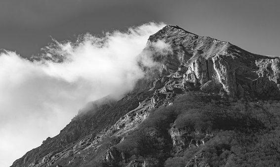 Mount Carrier, Park, Of The Sibillini Mountains