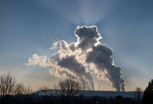 Emissions, Rhenish Lignite Mining Area, Air Pollutants