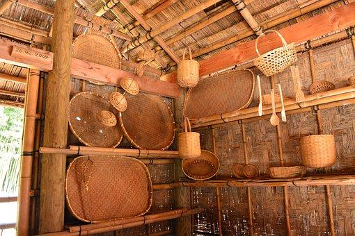 Bamboo, Laos, Recipient